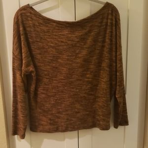 Express one eleven off the shoulder top